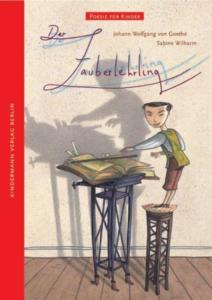 Buchcover Der Zauberlehrling Poesi für Kinder