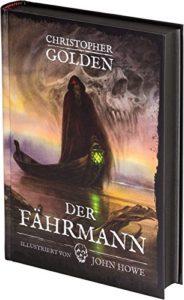 Buch Cover Der Faehrmann