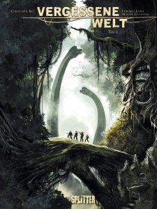 Vergessene Welt 01 Cover