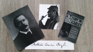 hueter Arthur Conan Doyle
