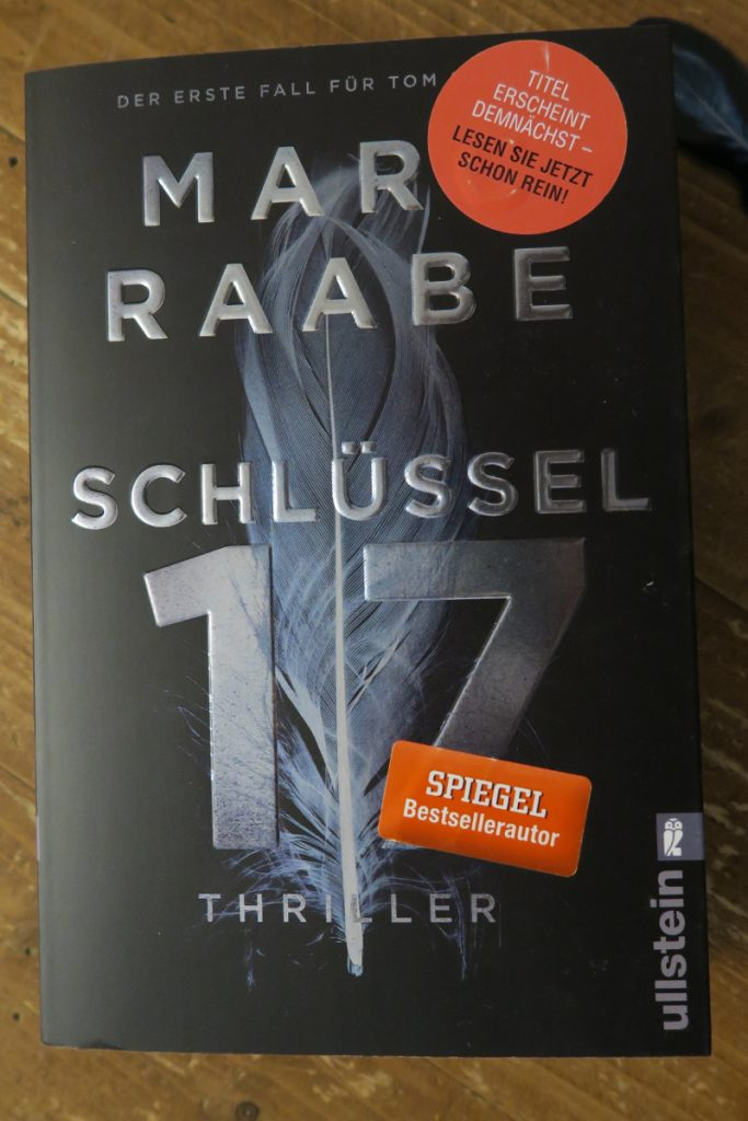 Buchcover Schluessel 17