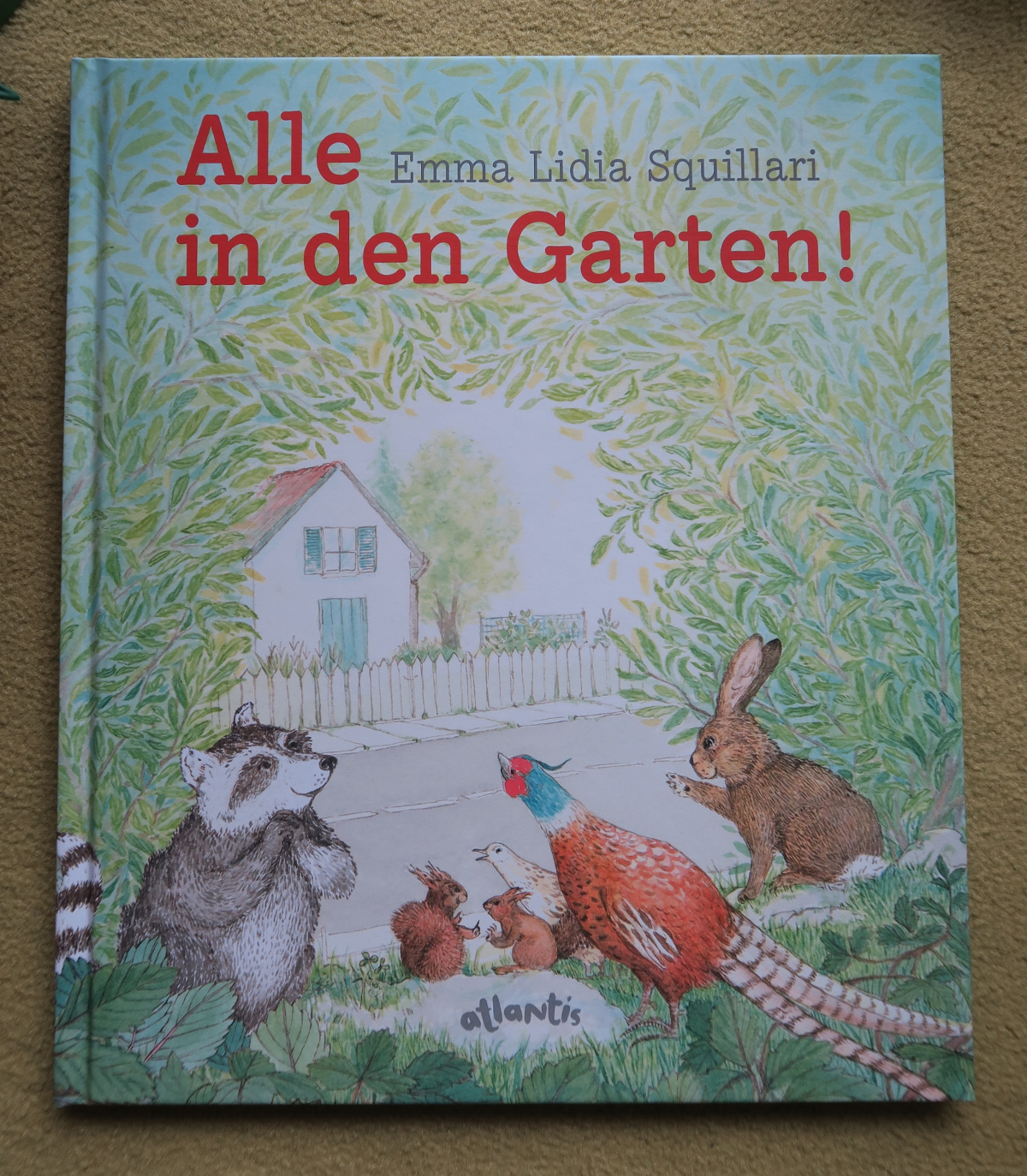 all in den garten