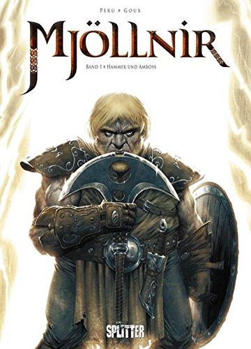 Cover zum Splitter comic Mjöllnir