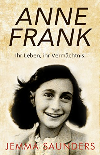cover sachbuch anne frank