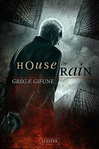 cover zum buch house of rain