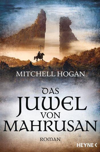 Buchcover Das-Juwel-von-Mahrusan