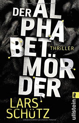 Buchcover Der Alphabetmörder