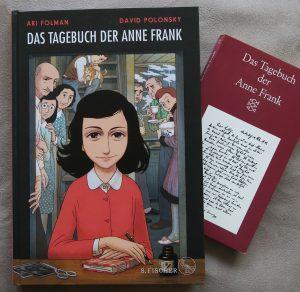 buchcover tagebuch anne frank