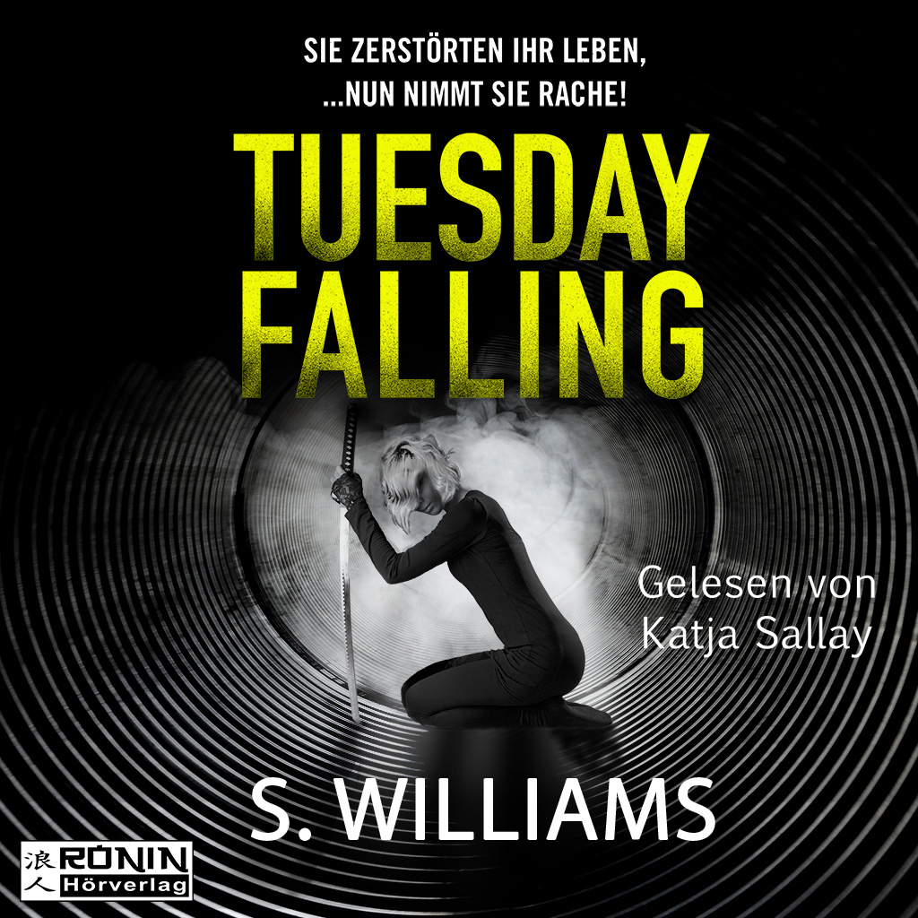 Buchcover Tuesday Falling