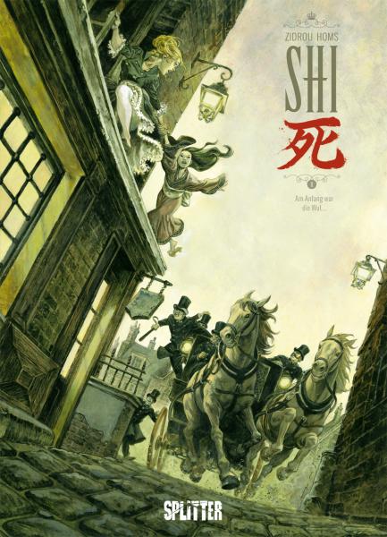 Buchcover SHI Band 1