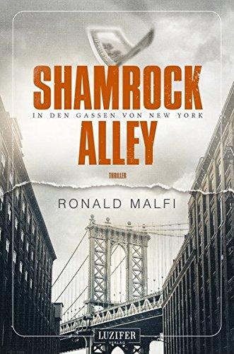 Buchcover Shamrock Alley