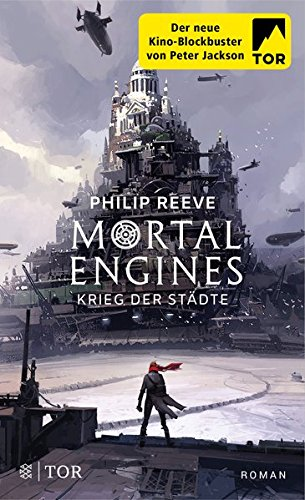 Buchcover Mortal Engines