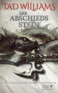 Buchcover Abschiedsstein