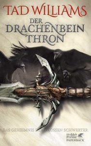 Buchcover Drachenbeinthron