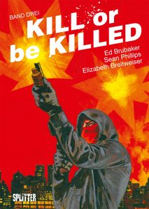 Buchcover Kill or be Killed