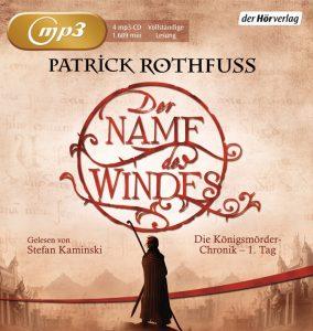 Buchcover Der Name des Windes