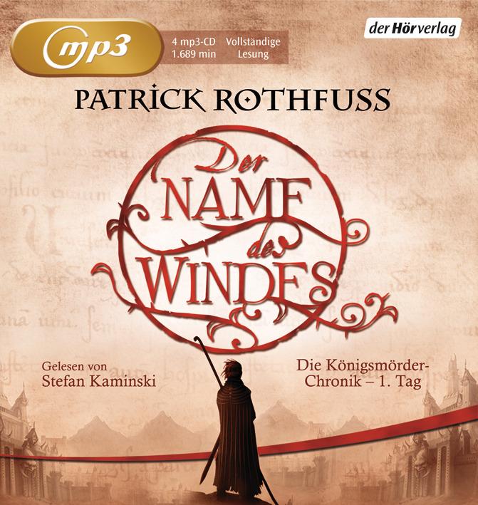 Rothfuss Der Name des Windes