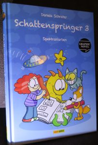 Buchcover Schattenspringer 3