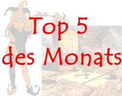 top5 des monats