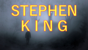 Logo Stephen King Bücher