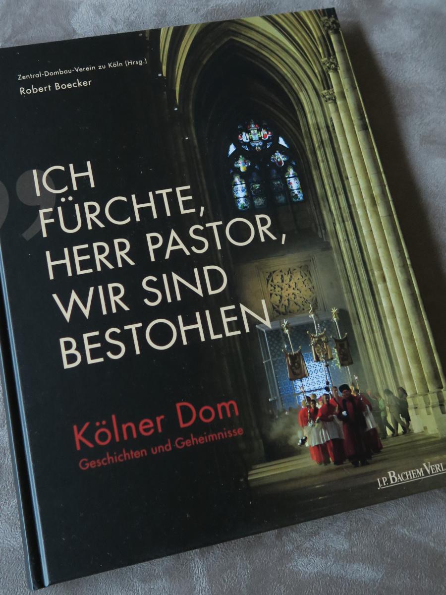 Buchcover Ich fuerchte herr pastor