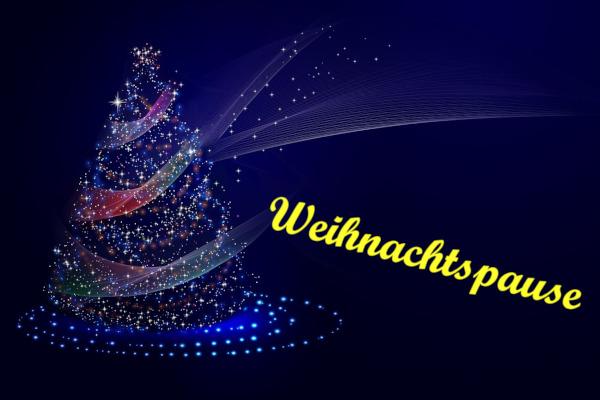 weihnachtspause