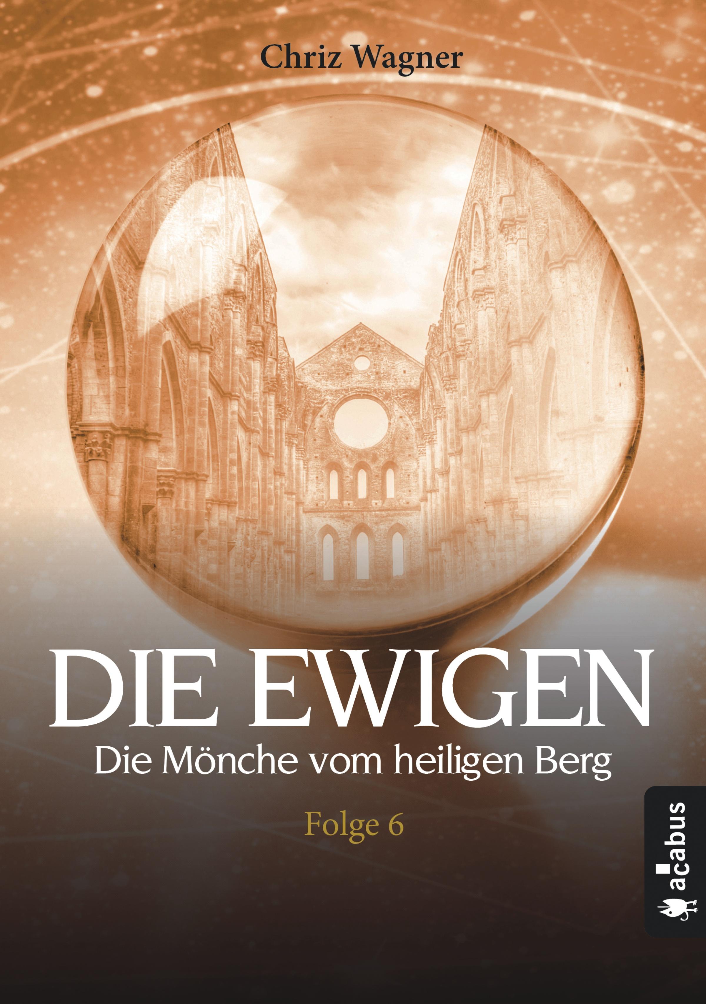 Buchcover Die Ewigen