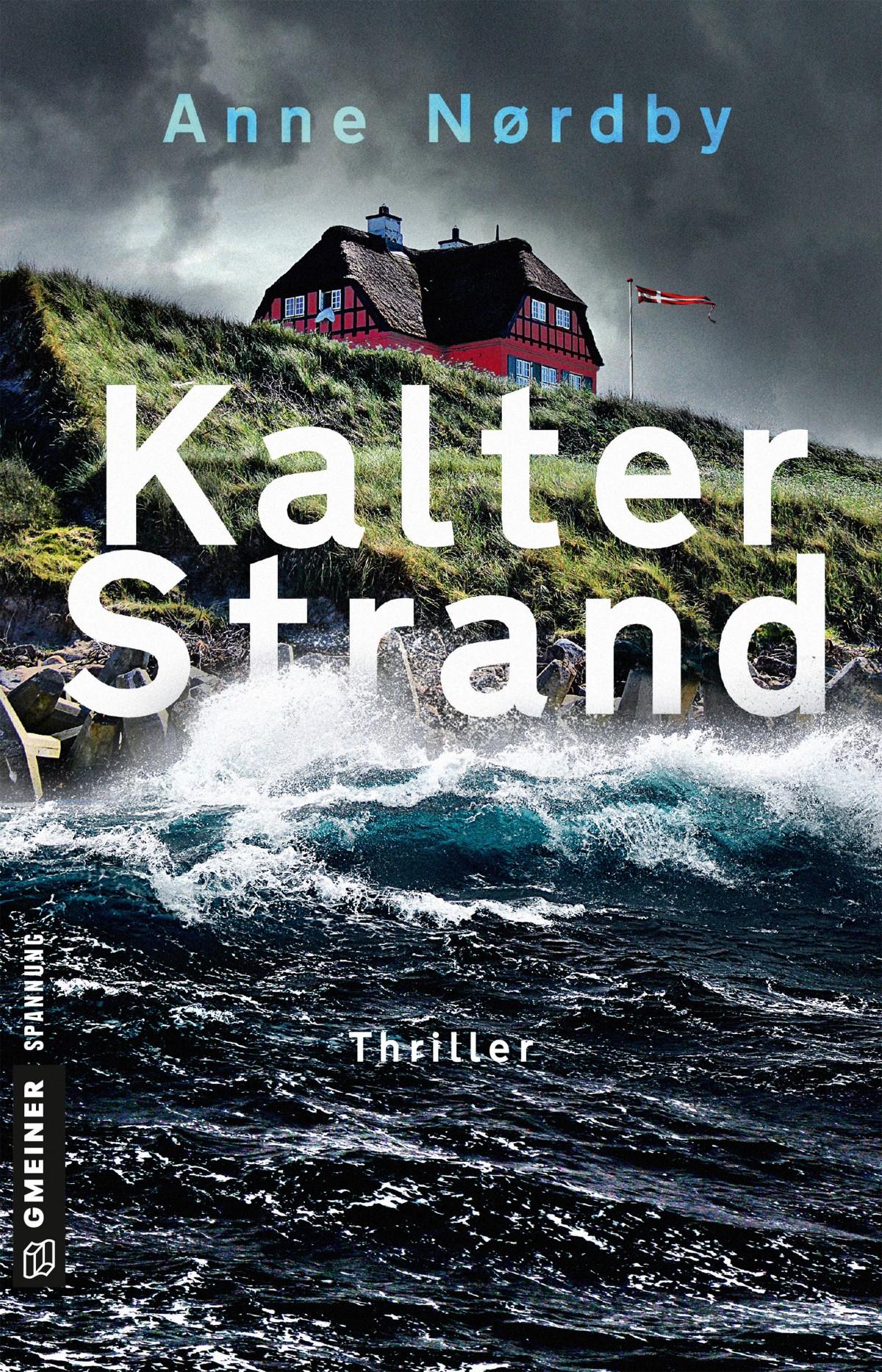 Buchcover Kalter Strand