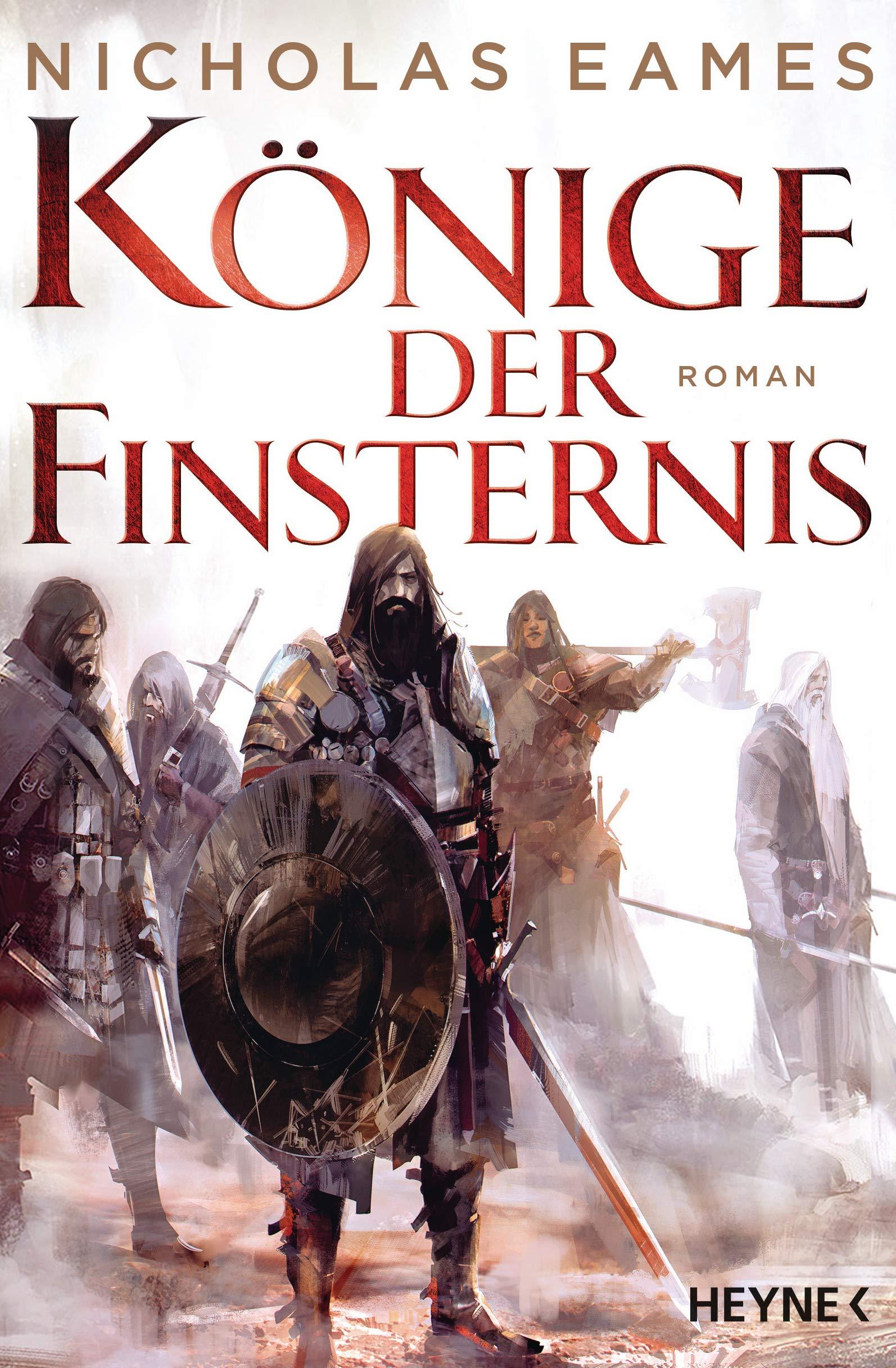 Buchcover zu Könige der Finsternis