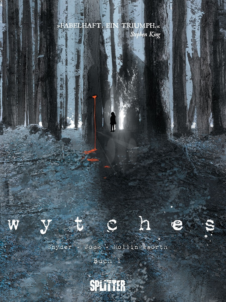 Buchcover Wytches