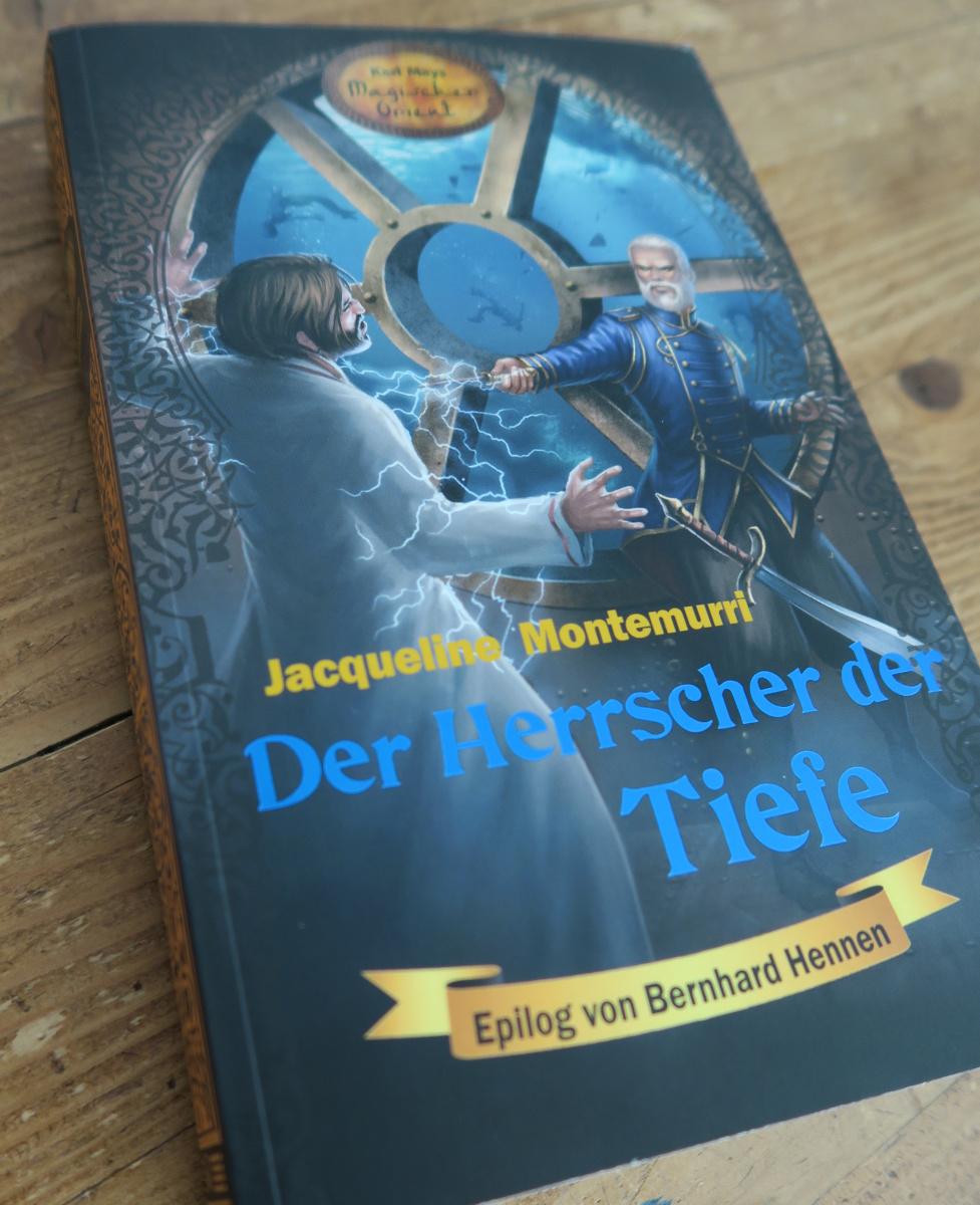 Buchcover Der Herrscher der Tiefe