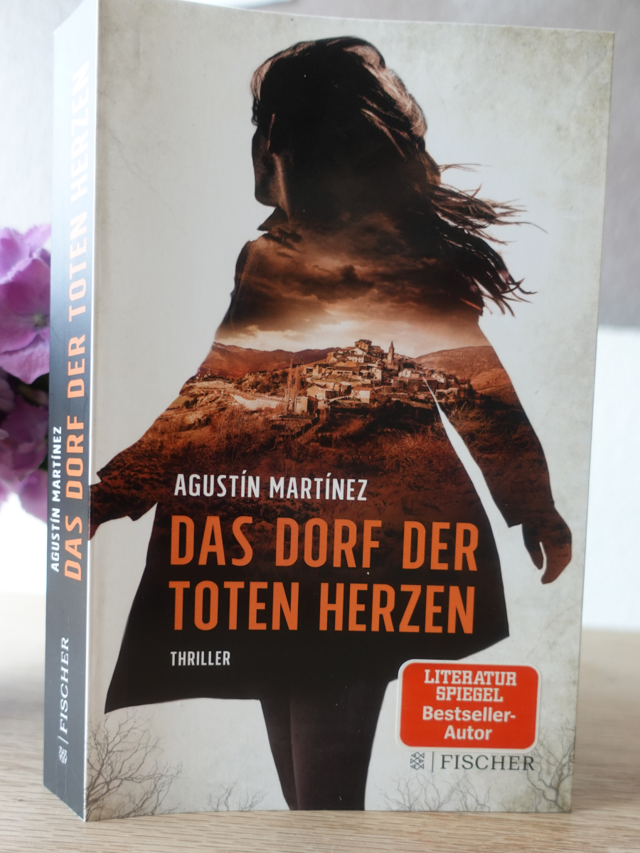 Buchcover Das Dorf der Toten Herzen