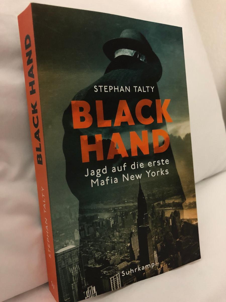 Buchcover Black Hand
