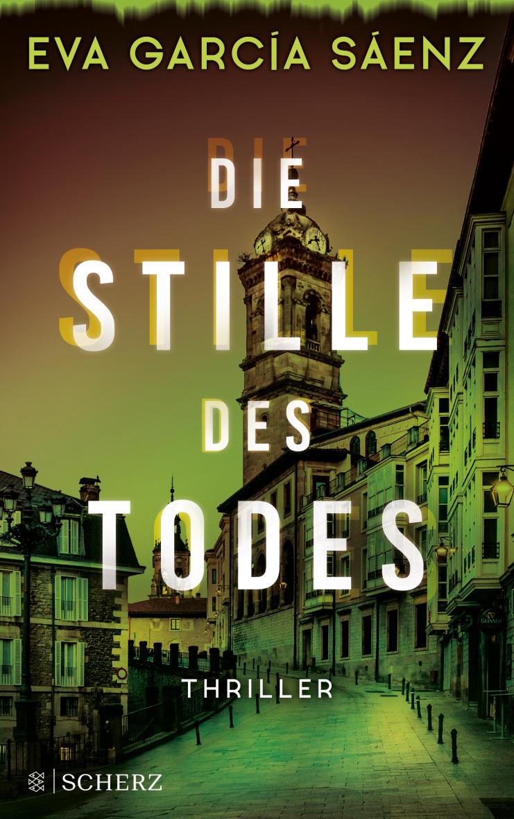 Buchcover Die Stille des Todes