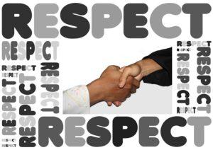 Logo zum Beitrag Blogparade zum Thema Respekt