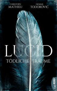Buchcover lucid tödliche träume