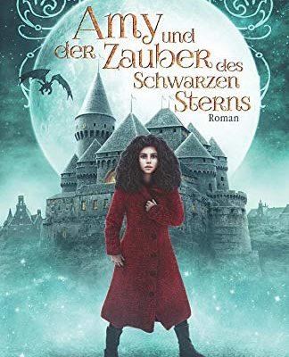 Buchcover Amy und der Zauber des Schwarzen Sterns