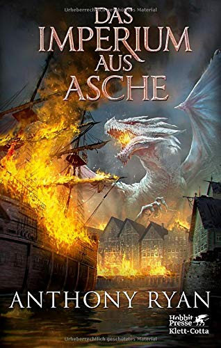 Cover Das Imperium aus Asche