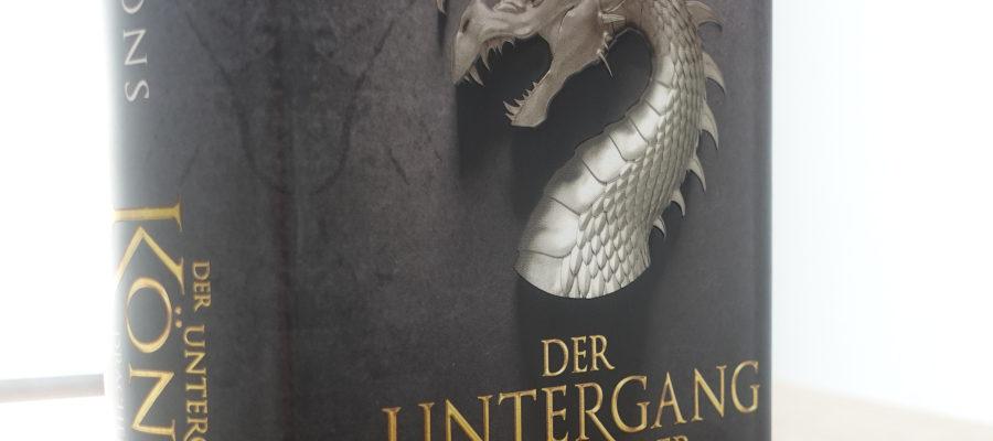 Buchcover Der Untergang der Koenige