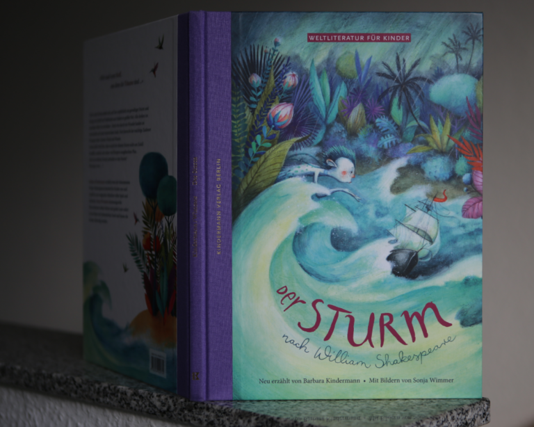 Buchcover Der Sturm