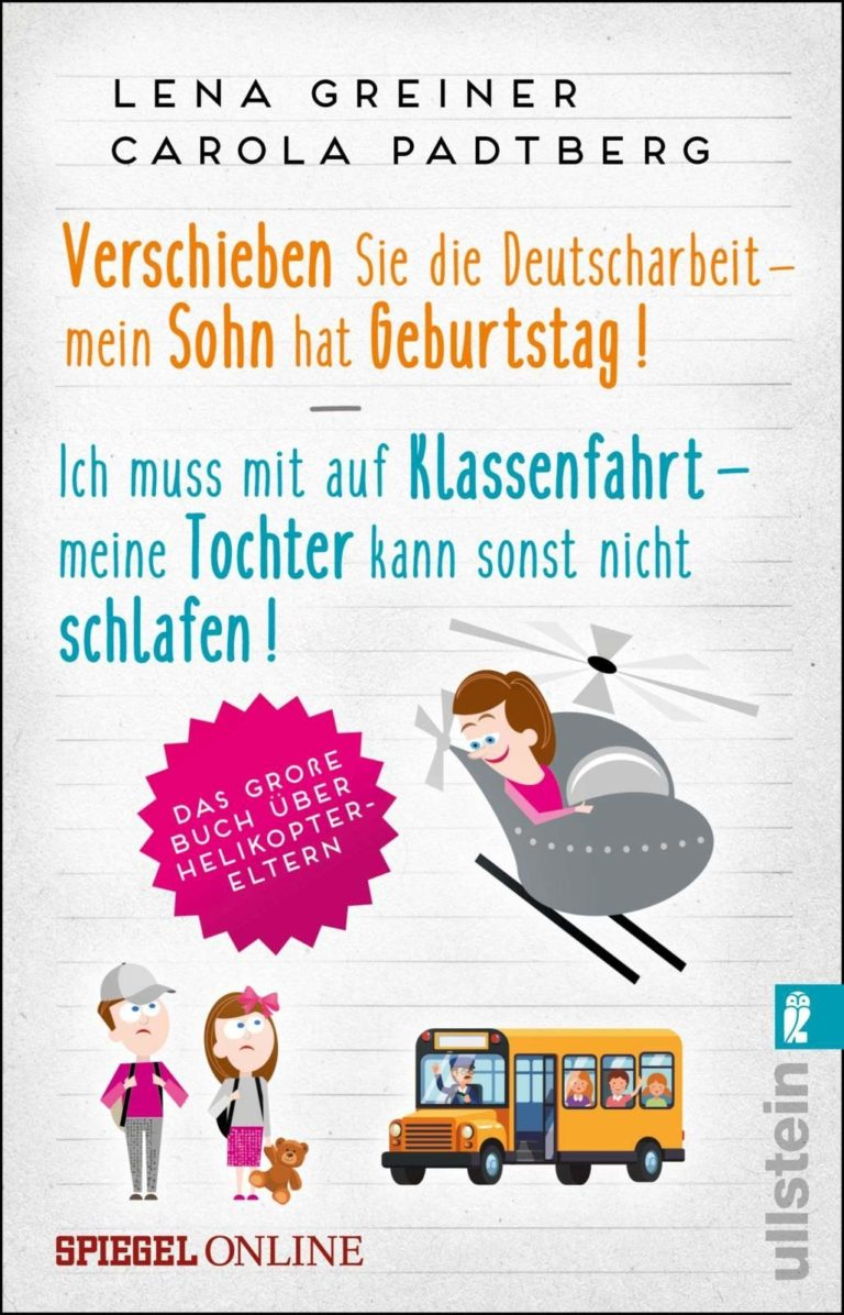 Buchcover - Verschieben sie die Deutscharbeit
