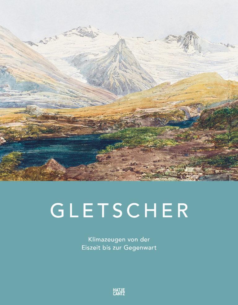 Buchcover Gletscher Klimazeugen