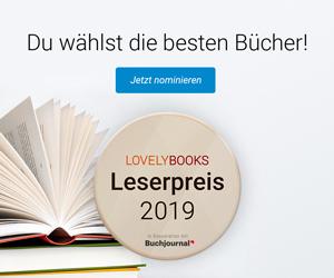 Lovelybooks lesepreis 2019 nominieren