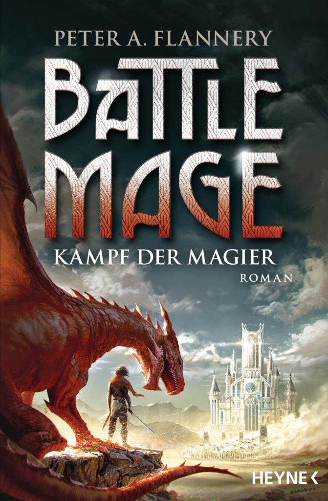 Buchcover Battle Mage Kampf der Magier