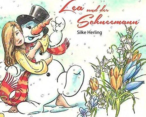 Cover Lea und der Schneemann