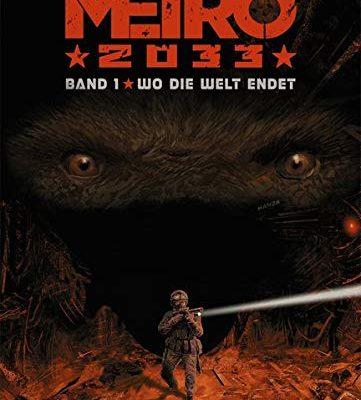 Buchcover Metro 2033 (Comic)