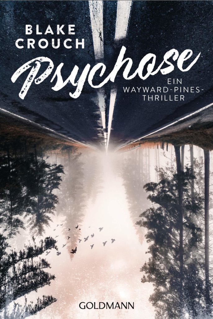 Buchcover Psychose
