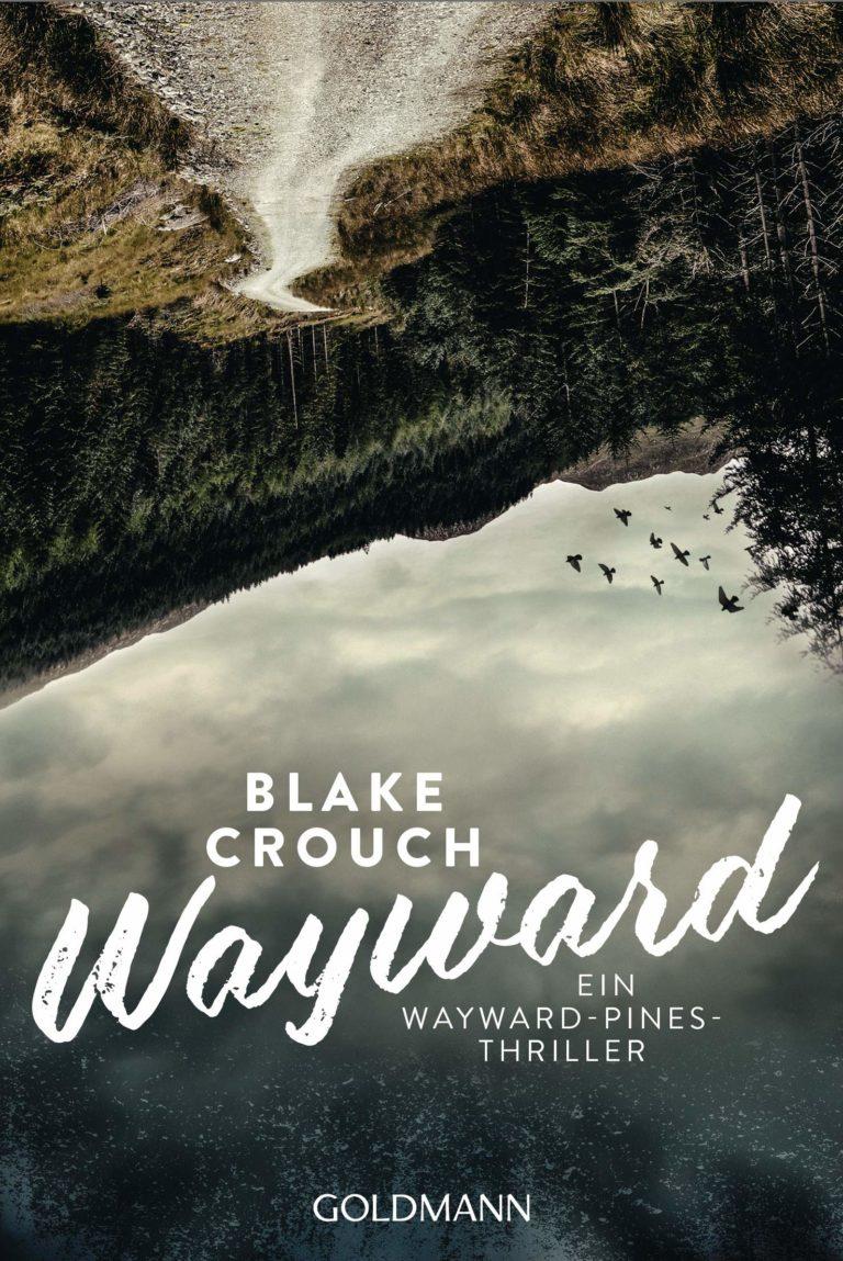 Buchcover Wayward
