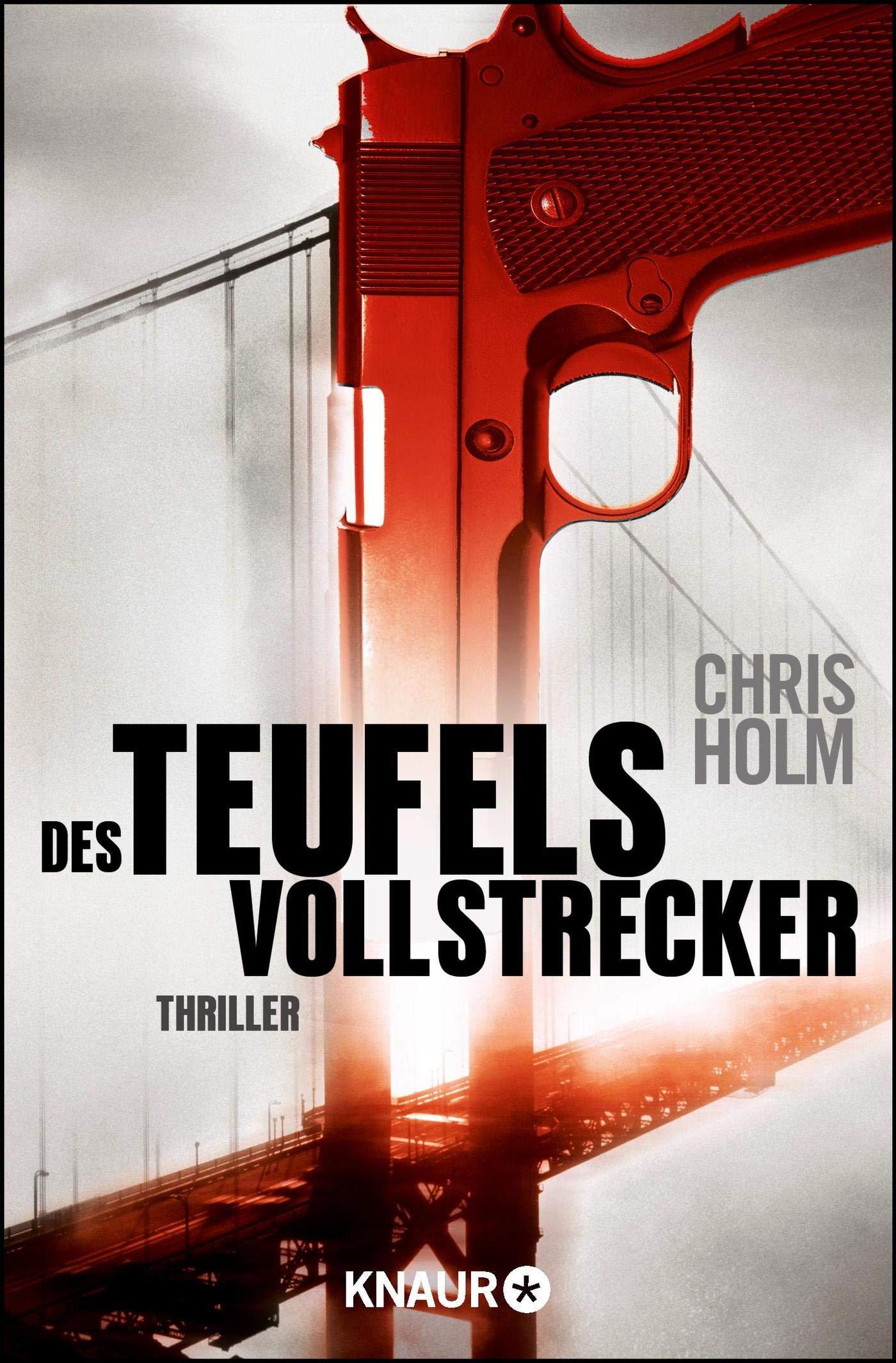Buchcover Des Teufels Vollstrecker