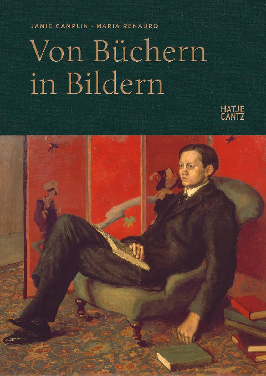 Buchcover Von Buechern in Bildern
